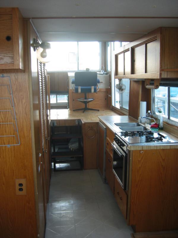 1980 Gibson 36 Foot Houseboat